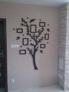 Strom rodiny 3D I