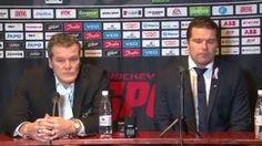 Sport - Kärpät lehdistötilaisuus 1.10.2016