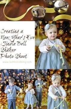 I love this NYE photo shoot idea!! So simple yet so cute!