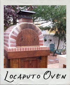 BrickWood Wood Fired Pizza Oven - Thumbs