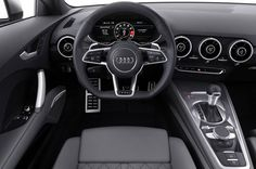 New Release Audi TT 2015 Specs Review Interior View Model