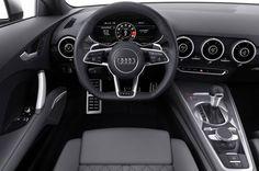New Release Audi TT 2015 Specs Review Interior View Model
