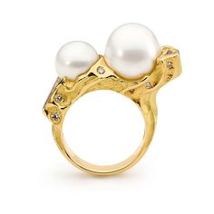 Pearl Ring. Justin Linnney's from Perth, Australia.