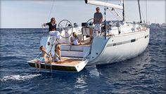Bavaria Yachts Cruiser 45 Swim Platform