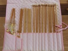 Knitting Needle ハマナカ手編み針ハンディセット 未使用 ハンドメイド インテリア 雑貨 Handmade ¥500yen 〆11月13日