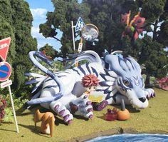 Crunchyroll - Garurumon & Yamato G.E.M. Series - Digimon Adventures