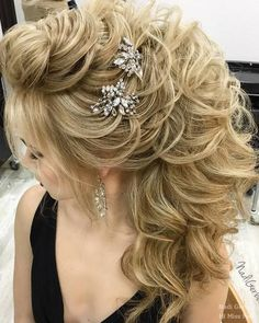 100 Wedding Hairstyles from Nadi Gerber You'll Want To Steal | Hi Miss Puff - Part 7