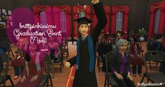 Brittpinkiesims: Graduation Event Mod • Sims 4 Downloads