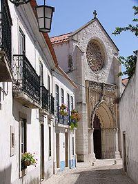 Igreja da Graça, Santarém, Portugal