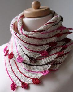 knit, I like the pattern