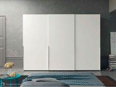 Simple Wardrobe by SMA Mobile → Tangible Interiors