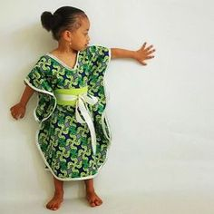 Kids African style. . .