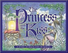 The Princess and the Kiss: A Story of God's Gift of Purity by Jennie Bishop,http://www.amazon.com/dp/0871628686/ref=cm_sw_r_pi_dp_IUvvsb1MGB5ETY35