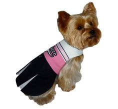 Dog Clothes SEWING PATTERN 1639 Cheerleader Dog от SofiandFriends