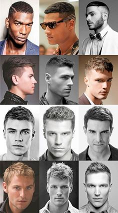 Best Hairstyles , 12 Best Hairstyles for Men with Thin Hair : Best Mens Short Haircut For Thin Hair
