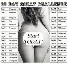 Kloe kardashian's 30 Day Butt Challenge