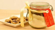 Diese Cookies gehen ganz schnell und schmecken durch das Spekulatiusfewürz so schön weihnachtlich.