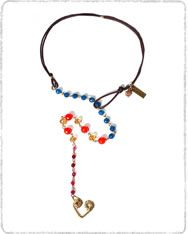 Cho141 Collar corbataTienda: Chon's (Orfebrería y bisutería) Enlace directo a la tienda: http://www.hechoamanos.com/cat_name/chons.aspx