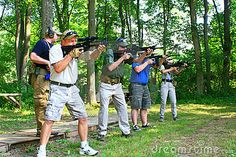 Trainers, instructors, and experienced shooters offer their knowledge and skills during this Carbine 101 Course offered at Mayberry Range in Maryland. Individuals leading the course: Bill Prudden, experienced shooter