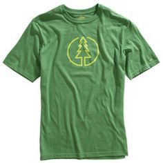 EMS Men's Tree Power     Recycled yarn resources require zero-virgin growth and minimal transportation, reducing both costs and environmental impact.     #EMS #SustainU #MadeinUSA #Recycled Clothing