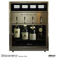 "Dacor DYWS4 20"" Wine Storage with 4-Bottle Capacity, Thermo-Electric Cooling System, LCD Controls, Dispensing System, Parental Control Locking Door and Glass Door Dacor http://www.amazon.com/dp/B00CJARAKM/ref=cm_sw_r_pi_dp_78yDub04JN83D"