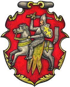 Герб Витебского Воеводства (1500 г.)