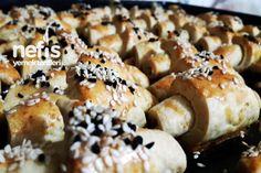 Çökelekli kurabiye 3