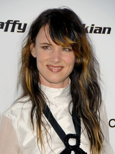 Juliette Lewis Hairstyles - February 22, 2009 - DailyMakeover.com