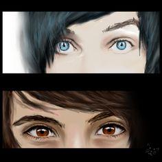 deviantART: More Like Dan and Phil by ~MissLillyArt AmazingPhil and Danisnotonfire