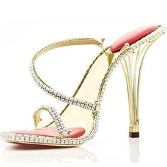 The Eternal Borgezie Diamond Stiletto - only $230,000.  I'll take two pair, in case one gets dirty :)