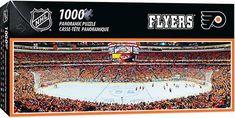 Philadelphia Flyers 1000 Piece Panoramic Puzzle