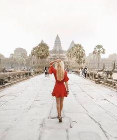 សៀម រាប Siem Reap, Cambodia