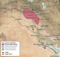 Culture Hassuna & Samarra avant J. Akkadian Empire, Parthian Empire, Ancient Mesopotamia, Ancient Civilizations, Silk Road Map, Macedonia, Palestine Map, Cradle Of Civilization, Culture