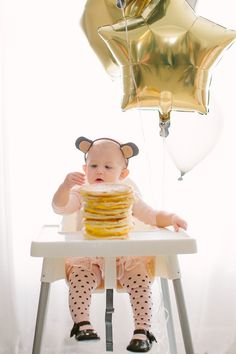 Teddy Bear Party - First Birthday Party Ideas | The Sweetest Occasion