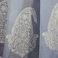 The perfect ethnic answer to lace-Chikankari