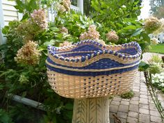 """""""Little Moses"""" pattern by Hurd, Bases to Weave"""