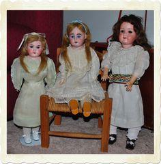 Armand Marseille Dolls