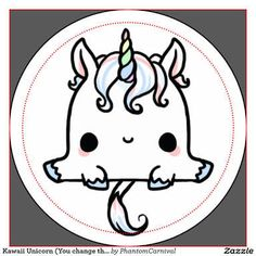 dessin kawaii facile - Recherche Google Kawaii Art, Cute Kawaii Drawings, Cartoon Drawings, Animal Drawings, Chibi Unicorn, Cute Unicorn, Rainbow Unicorn, Drawings For Girls, Cute Doodles