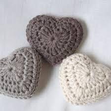 Image result for crochet heart pattern free