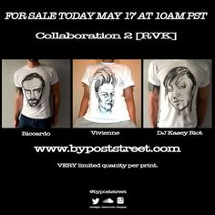 Collaboration 2 [RVK] Now Available for Purchase - by post street