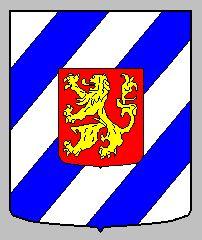 Charlois - Heraldry of the World, Wapen, Gemeentewapen