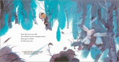 Hye-won Yang : Will it Rain or Snow? Children's Book Illustration, Graphic Design Illustration, Watercolor Illustration, Buch Design, Pretty Drawings, Children's Picture Books, Environment Concept Art, Illustrations And Posters, Childrens Books