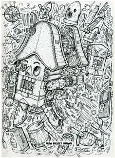 Author Aleksey Lubimov/Щелкунчик nutcracker nussknacker #алексейлюбимовбиомеханика #алексейлюбимов #щелкунчик #стимпанк #дизельпанк #биомеханика #летающийгород #robot #steampunk #dieselpunk #alekseylubimov #biomechanical #lubimov
