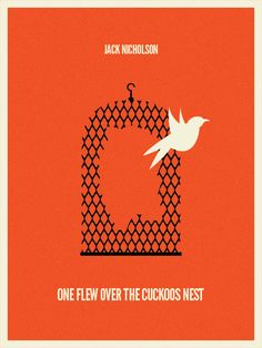 One Flew Over The Cuckoo's Nest by Steve R Hogan