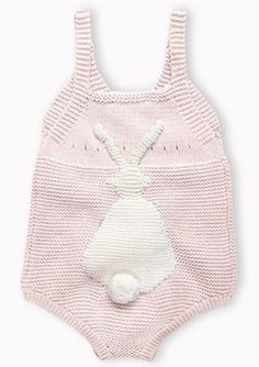 Stella McCartney Baby Bunny Romper