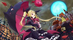 computer wallpaper for blazblue Fantasy Monster, Anime Fantasy, Blue Game, Anime Halloween, Alucard, Dress Hairstyles, Classic Cartoons, Computer Wallpaper, Hd Backgrounds