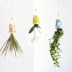 Sky Planter Mini Flora/Fauna 3PK, $87, now featured on Fab.