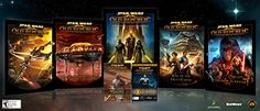 Star Wars: The Old Republic - Knights of the Fallen Empire Starter Pack - Amazon Bundle [Online Game Code]