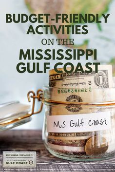 Budget-Friendly Activities on the Mississippi Gulf Coast. #MSCoastLife