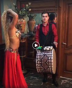 Como bajar de peso bailando danza arabe cristiana